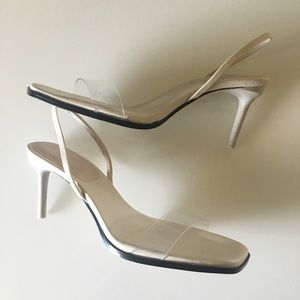 Zara slingback sandales